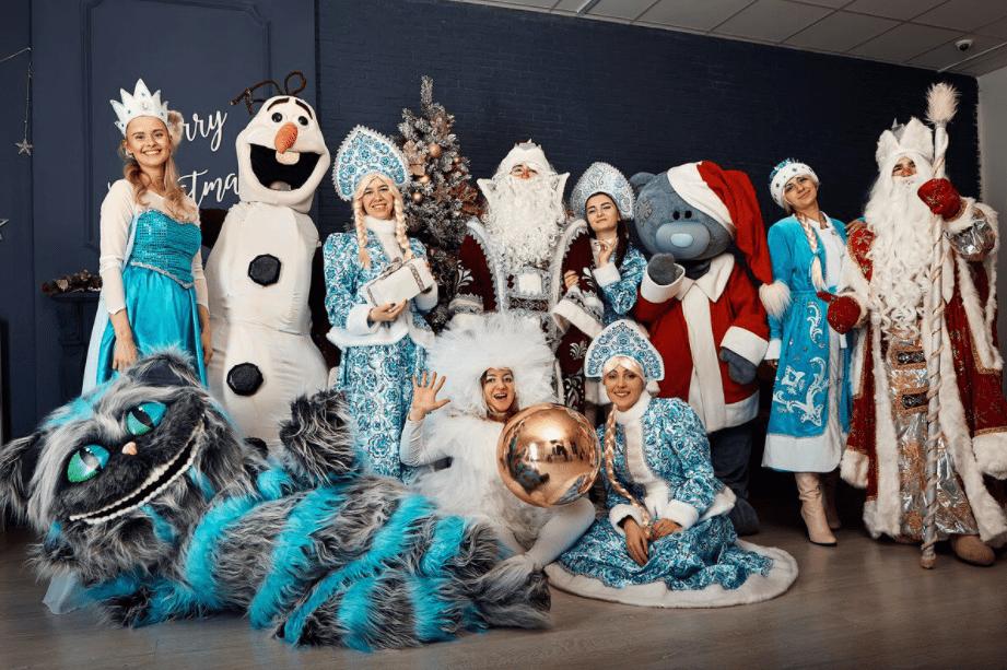 Детский новый год для класса или группы детского сада – в комфортной обстановке