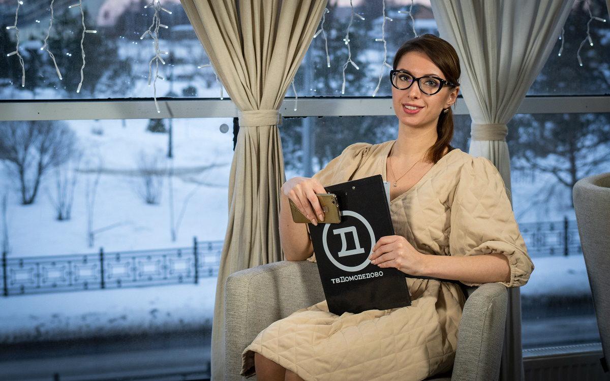 Мы рады предоставить наше уютное помещение для прямых эфиров Домодедовского телевидения