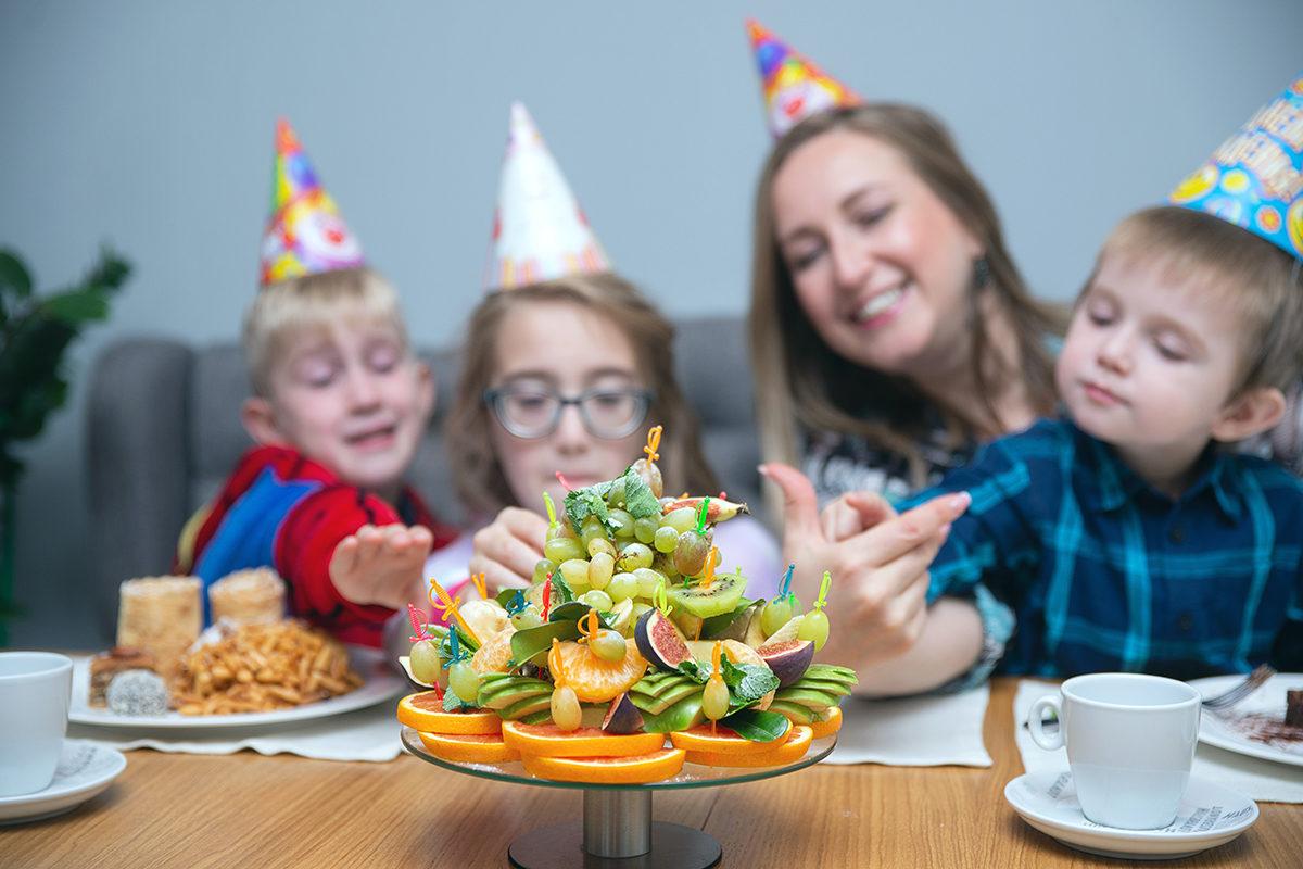 """Отметьте детский День рожденья в ресторане """"Чайхана"""""""